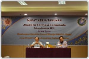 RAPAT KERJA TAHUNAN AKADEMI FARMASI SAMARINDA TAHUN ANGGARAN 2019