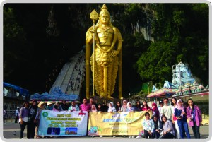 Study Tour Mahasiswa Akademi Farmasi Samarinda Malaysia – Thailand tanggal 19 Juli – 24 Juli 2018